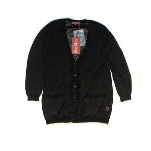 Max Mara Studio Sweater (Black)